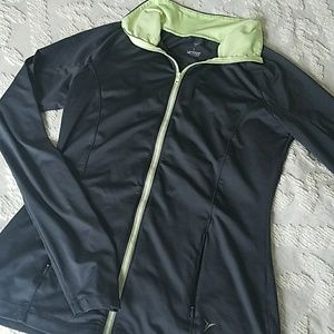 Zip up jacket